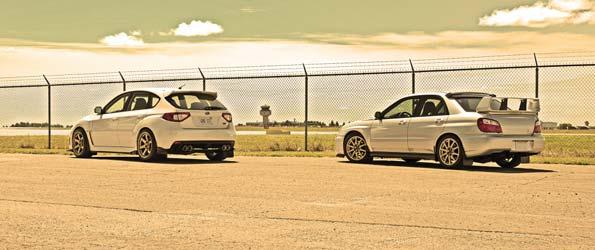 Subaru STI Photoshoot