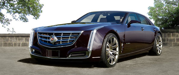 Cadillac Competitor to S-Class, 7-Series Coming