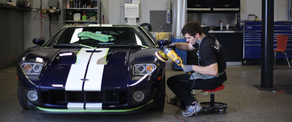 Ford GT Detailed