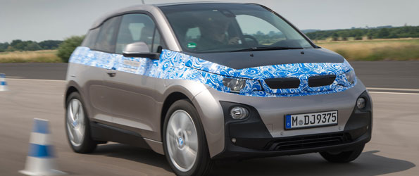 BMW To Price i3 Electric Car Below Expectations