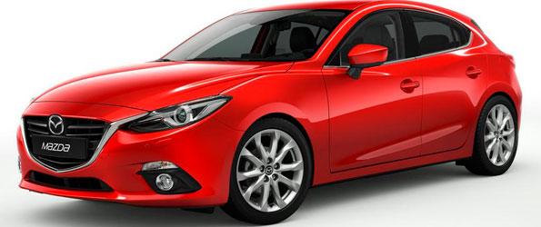 2014 Mazda3 Revealed