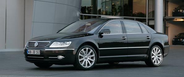 VW Phaeton Coming Back!