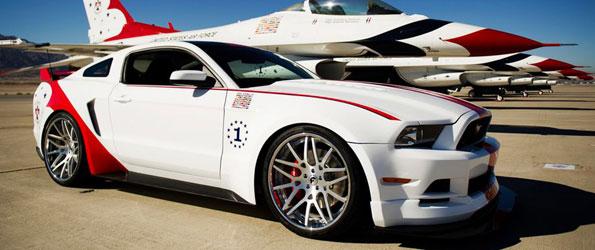 USAF Mustang