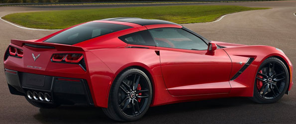Chevy Corvette C7 Reviewed