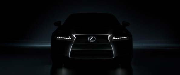 2013 Lexus GS350: First Photo