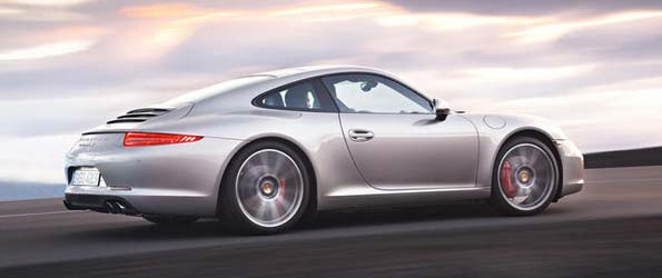 2012 Porsche 911 Carrera, Carrera S Official Specs and Photos