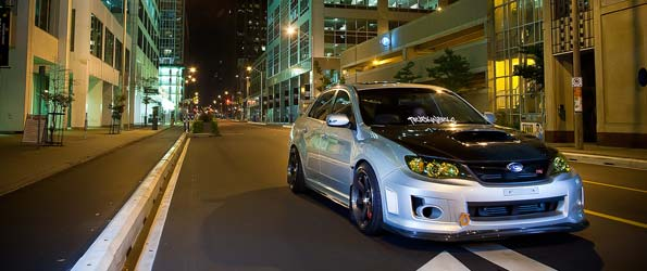 "TWOLITREmedia Presents: ""Facundo's Cosworth powered 2011 STi"""