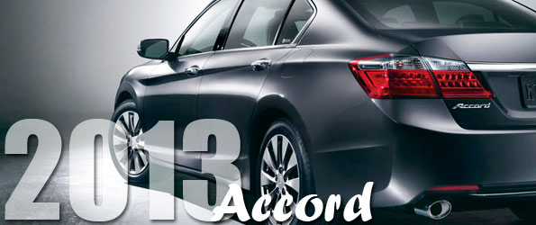 2013 Honda Accord Revealed