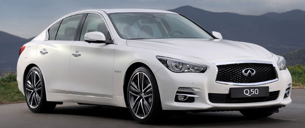 Great review of the all new Q50 (G Sedan)