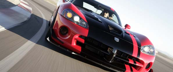 Dodge Viper ACR Tops Lexus LFA for New 7:12 Nurburgring Record