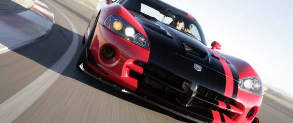 Dodge Viper ACR Tops Lexus LFA for New 7:12 Nurburgring Record