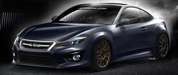 2013 Subaru BRZ to Bow at LA Auto Show
