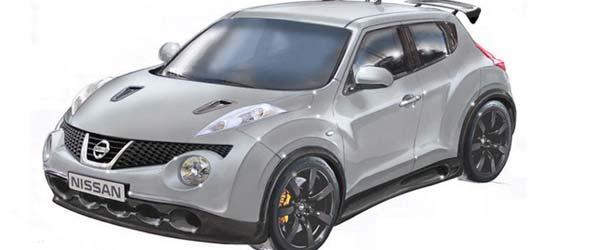 Nissan GT-R Powered Super Juke Under Development