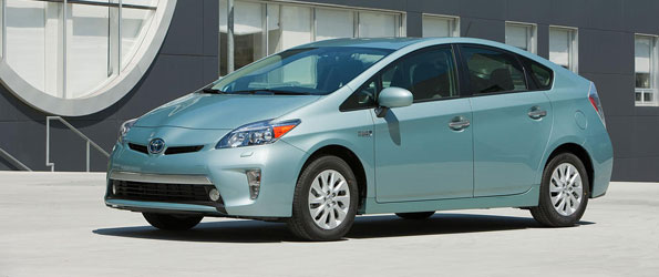 Prius PHEV Rated at 87 MPG
