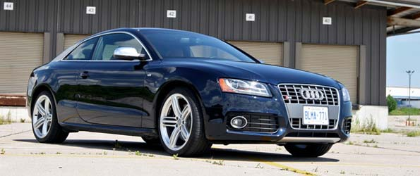 Audi S5 Review (video)