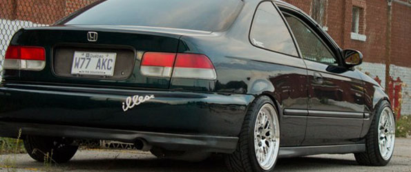 Honda Civic from One Kind Photography