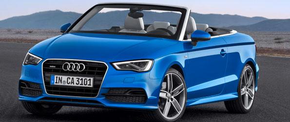 2015 Audi A3 Cabrio Revealed