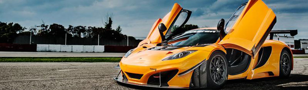 McLaren MP4-12C Can Am edition