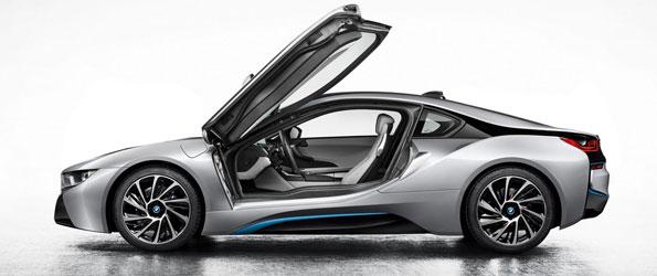 BMW i8 leaked ahead of Frankfurt Autoshow