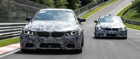 Next Gen BMW M3/M4 Specs Revealed