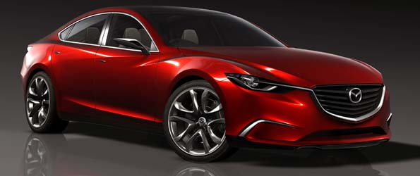 New Mazda6 Previewed