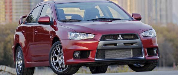 Mitsubishi EVO XI Will be a Hybrid