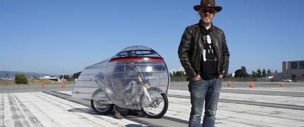 MythBusters Proves Cars are Greener than Motorcycles