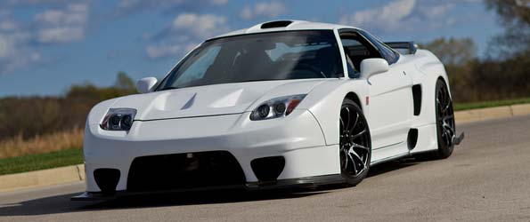 Widebody Acura NSX from JDM Chicago