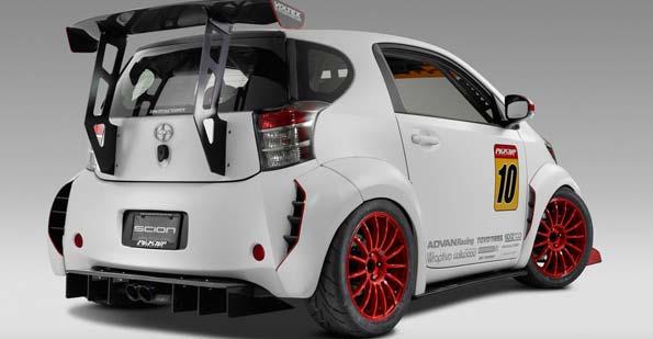 Scion Previews 2011 SEMA Show Cars