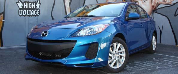 Mazda3 SkyActiv Review