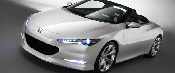 Honda Beat Confirmed for Production