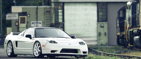 A Few Shots of Teknotik's NSX-R styled 1995 NSX