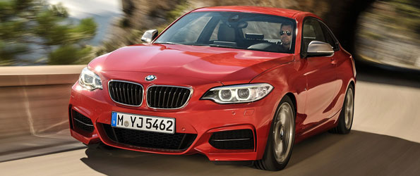 BMW 2-Series Unveiled