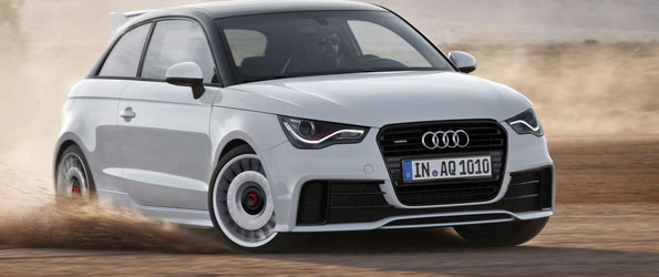 Audi Q1 Possible for 2106