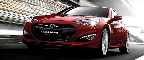 2013 Hyundai Genesis Coupe Confirmed With 350-HP