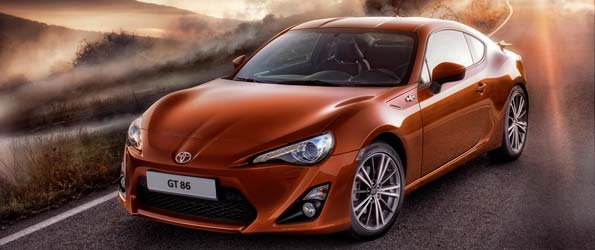 BREAKING: Toyota GT 86 Revealed!