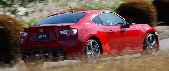 First test drive review of the Toyota GT 86