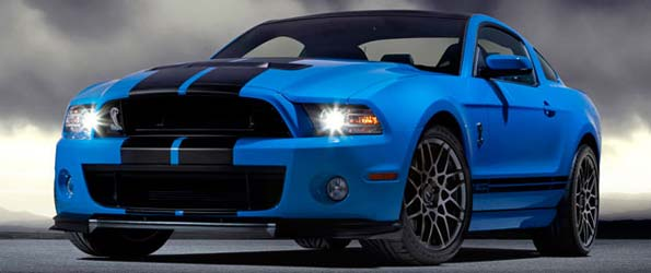 2013 Ford Mustang Shelby GT500 to have 650hp!