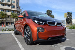Got Invited to Test New BMW i3 Electric Vehicle Ahead of L.A. Auto Show