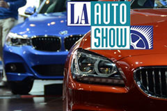 Los Angeles Auto Show in Pictures