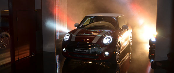 Mini Unveils its 2014 Models for Los Angeles