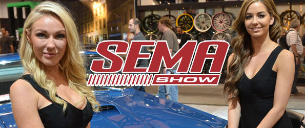 The women of SEMA 2013