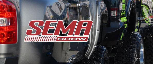 SEMA 2013: Trucks