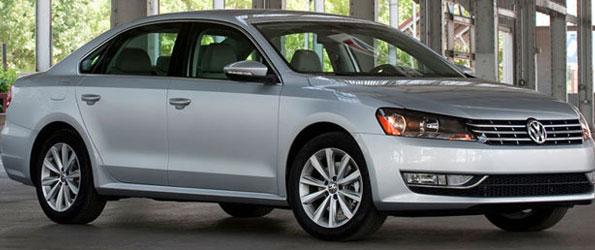 2012 Volkswagen Passat SEL V6