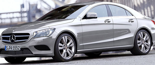 Mercedes-Benz CLA Photos