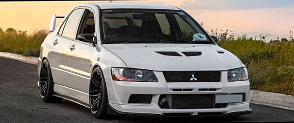 Mitsubishi Evo VII