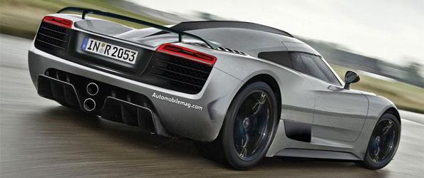 2017 Audi R20