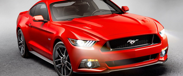 2015 Ford Mustang Finally Unveiled