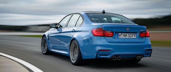 2015 BMW M3,M4 Revealed