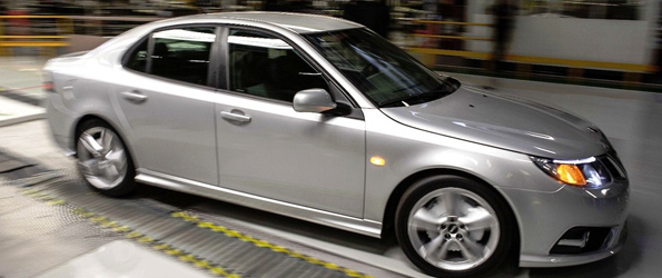 Saab Production Restarts